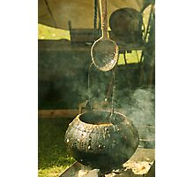 Vikings' Soup Photographic Print