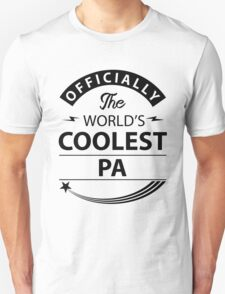 The World's Coolest Pa T-Shirt