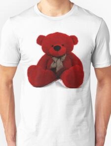 Teddy - Red T-Shirt