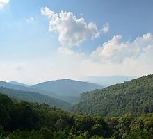Blue Ridge Parkway 4 by Sunshinesmile83