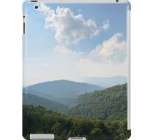 Blue Ridge Parkway 4 iPad Case/Skin