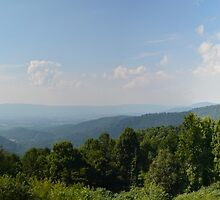 Blue Ridge Parkway 5 by Sunshinesmile83