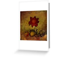 Summer Still Life Greeting Card