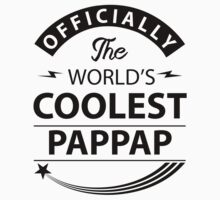 The World's Coolest Pappap by johnlincoln2557