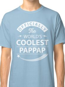 The World's Coolest Pappap Classic T-Shirt