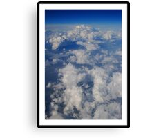 Cumulus Formations Canvas Print