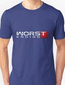 Worst Ending Unisex T-Shirt