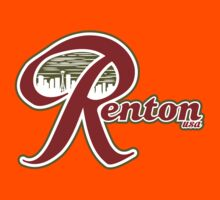 Renton USA Kids Tee