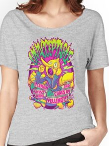 LEMONGRAB: UNACCEPTABLE Women's Relaxed Fit T-Shirt