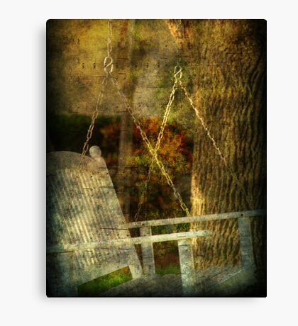 Sweet Memories of Yesterday Canvas Print