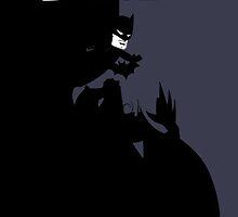 BATMAN by FLComics