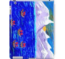 The Voyage Acrylic Painting iPad Case/Skin