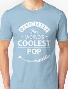 The World's Coolest Pop Unisex T-Shirt