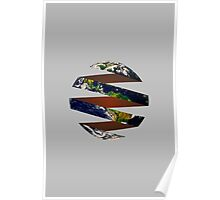 Earth Tape Poster