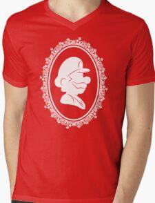 The Plumber Mens V-Neck T-Shirt