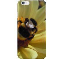 Mr Bumblebee's Flower iPhone Case/Skin