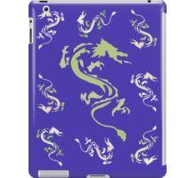 Plethora of Coloured Dragons iPad Case/Skin