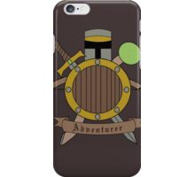 Adventurer's Crest iPhone Case/Skin