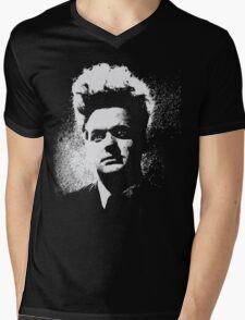 Eraserhead Henry Spencer - Transparent design Mens V-Neck T-Shirt