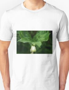 holding the droplets Unisex T-Shirt