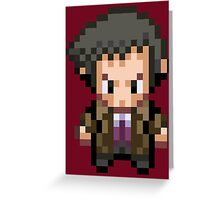 Looker Overworld Sprite Greeting Card