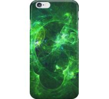 Markings on the Tree People | Fractal Starscape iPhone Case/Skin