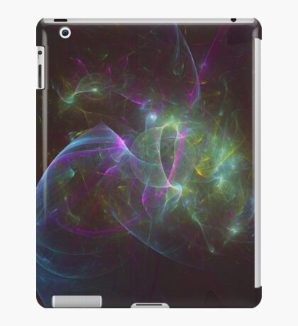 The Amount of Fruity Loops Consumed in a Lifetime as Meteors   Fractal Starscape iPad Case/Skin