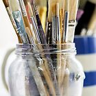 Brushes by Jeremy Lavender Photography