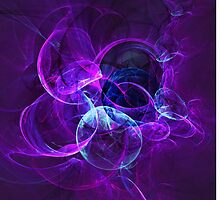 Planetary Gifts From The Universal Light | Fractal Starscape by SirDouglasFresh