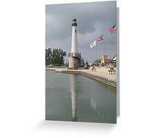 Rotary Lighthouse Greeting Card