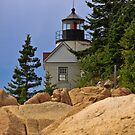 Bass Harbor Lighthouse by MDossat