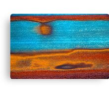 Pacific Sunset Canvas Print