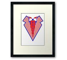 usa tuxedo Framed Print