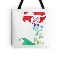 Take Me Back To The Sea Tote Bag