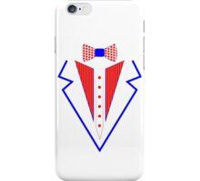 july 4th tuxedo iPhone Case/Skin