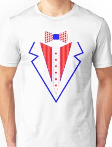 july 4th tuxedo Unisex T-Shirt