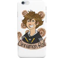 Cinnamon Roll Sora iPhone Case/Skin