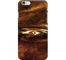 Lights in the Cave iPhone Case/Skin