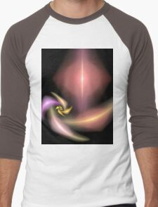 The Vortex of Consciousness Men's Baseball ¾ T-Shirt