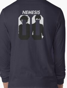 Light and L : NEMESIS 00 Long Sleeve T-Shirt