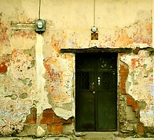 Fabulous Facades of Central America: Photographic Images by Valerie Rosen by Valerie Rosen