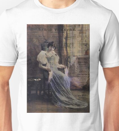 Bring up the Curtain Unisex T-Shirt