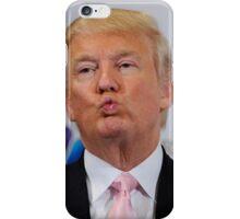 DONALD TRUMP 1 iPhone Case/Skin