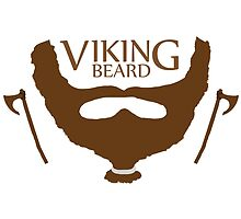 Viking Beard by Anders Andersen