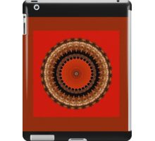 Light Waves Mandala iPad Case/Skin
