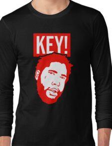 KEY! Head Logo Long Sleeve T-Shirt