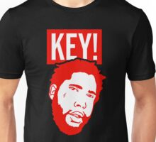 KEY! Head Logo Unisex T-Shirt