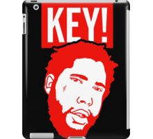 KEY! Head Logo iPad Case/Skin