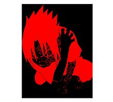 Nightmare//Sasuke Photographic Print