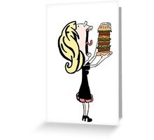 Hungry Pop Greeting Card